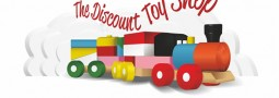 The Discount Toy Shop Logo Design