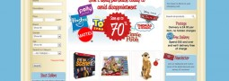 Discount Toys – Magento Ecommerce Project