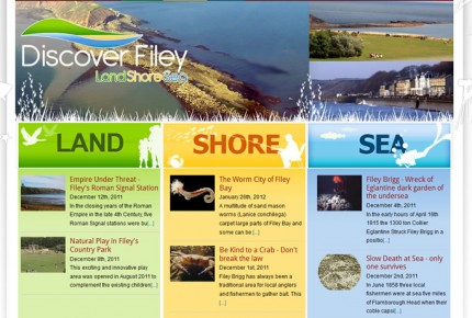 Discover Filey