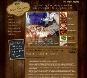 Hog Roast Leicestershire